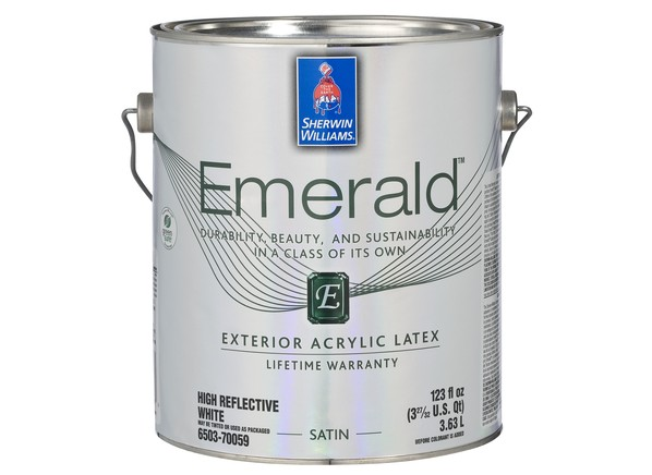 Sherwin Williams Emerald Exterior Paint