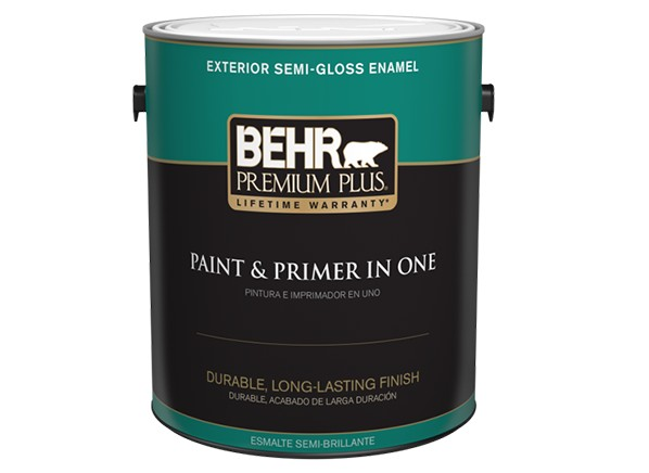 Behr Premium Plus Exterior (Home Depot) Paint