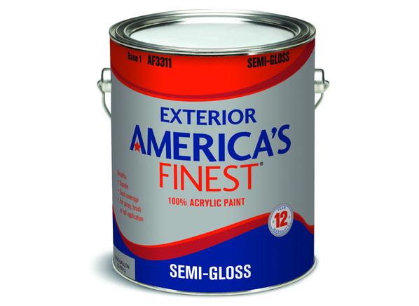 Americau0027s Finest Exterior (Home Depot) Paint