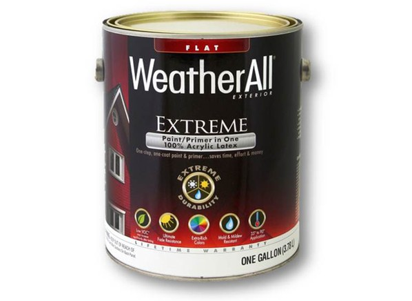 weatherall true value extreme true value paint consumer reports