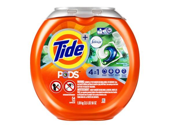Tide Pods Plus Febreze Laundry Detergent Consumer Reports