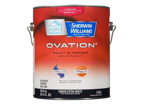 Hgtv Home By Sherwin Williams Ovation Paint Consumer Reports