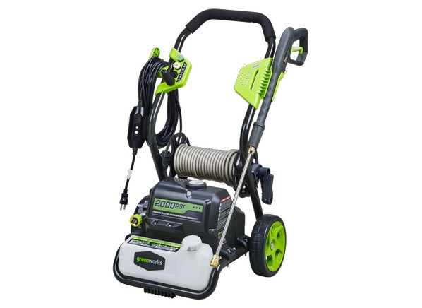 379174 pressurewashers greenworks gpw2000 greenworks gpw2000 pressure washer consumer reports  at reclaimingppi.co