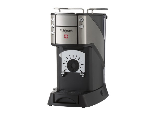 Single Cup Coffee Maker Reviews Consumer Reports : Consumer Reports - Cuisinart illy Buona Tazza EM-400 Reviews