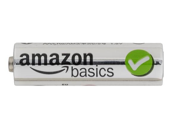AmazonBasics Performance AA Alkaline Battery Reviews