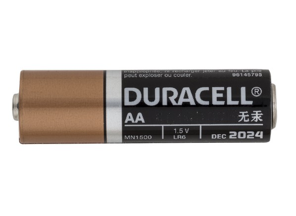 Duracell Coppertop Duralock AA Alkaline Battery Prices