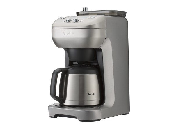 Coffee Maker Grinder Ratings : Consumer Reports - Breville The Grind Control BDC650BSS
