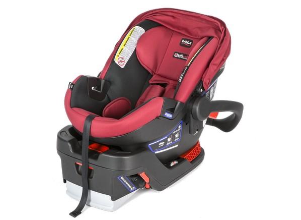 Britax B Safe Car Seat User Guide