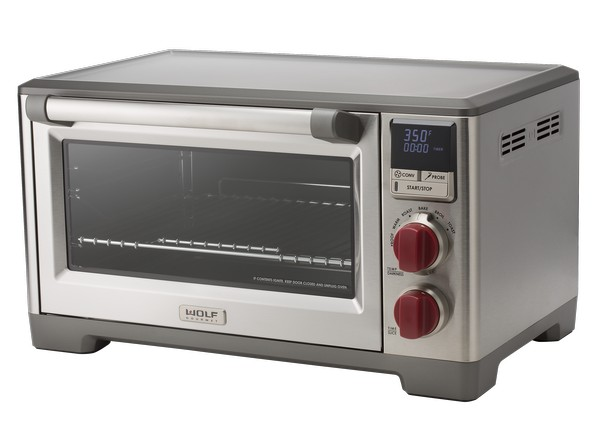 wolf gourmet countertop wgco100s oven toaster. Black Bedroom Furniture Sets. Home Design Ideas