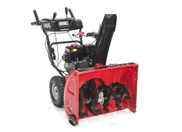 Power Smart Snow Blower : Power smart db pa snow blower consumer reports