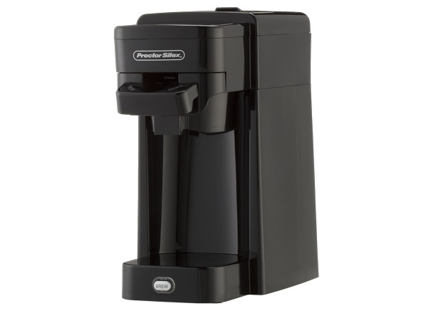 proctor silex coffee maker how to use