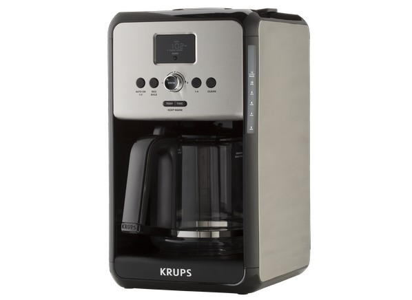 Consumer Guide Coffee Maker : Consumer Reports - Krups Savoy EC314050 Specs