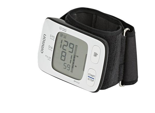 Omron 7 Series Ultrasilent Bp652n Blood Pressure Monitor
