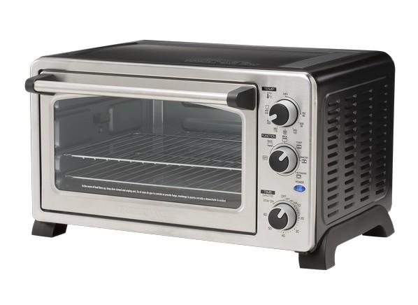 Farberware Stainless Steel Mc25cex Oven Toaster