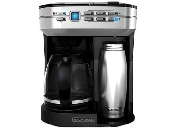 384830 podcoffeemakers blackdecker cafeselectdualbrewcm6000bdm Dual Coffee Maker K Cup Coffee Consumers Dual Coffee Maker Black