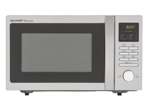 Sharp R248BS Microwave Oven - Consumer Reports