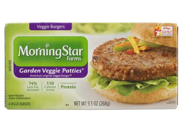 Morningstar Farms Garden Veggie Veggie Burger Consumer