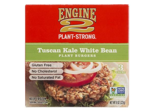 Engine 2 Tuscan Kale White Bean Veggie Burger - Consumer ...