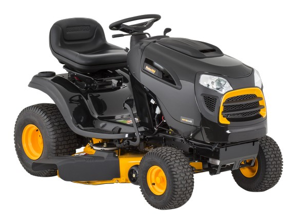 Poulan Garden Tractors : Poulan pro pp a lawn mower tractor consumer reports