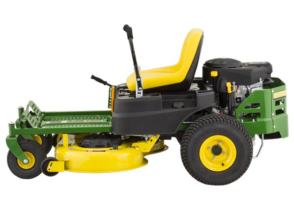 John Deere Z335e 42 Lawn Mower Amp Tractor Consumer Reports