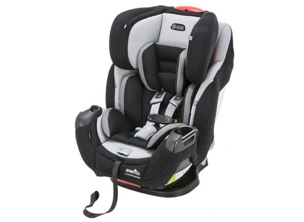 Evenflo Symphony With Surelatch Car Seat