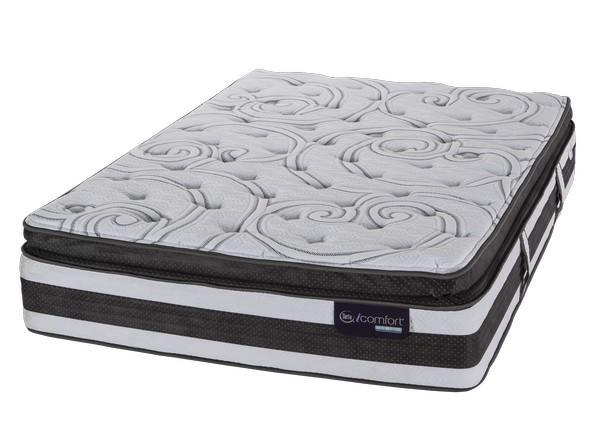 serta icomfort expertise super pillowtop mattress