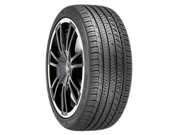 Goodyear Eagle Sport All Season Tire Consumer Reports