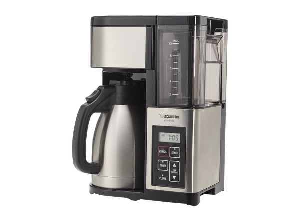 Zojirushi Coffee Maker Not Working : Consumer Reports - Zojirushi Fresh Brew Plus EC-YSC100 Reviews