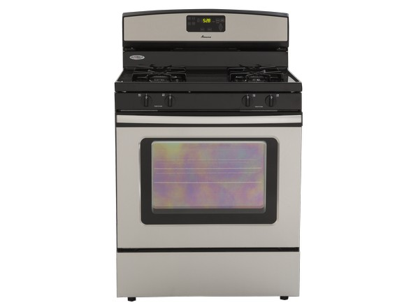 Consumer Gas Stove Electric Oven ~ Amana agr range consumer reports