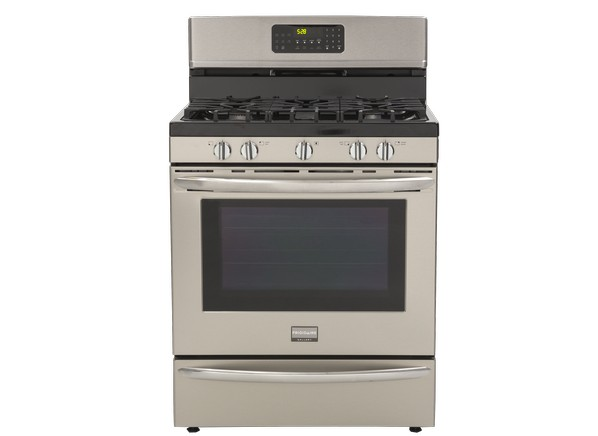 Consumer Gas Stove Electric Oven ~ Frigidaire gallery fggf rf range consumer reports