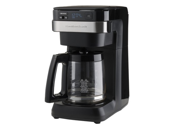 hamilton beach universal design coffee maker