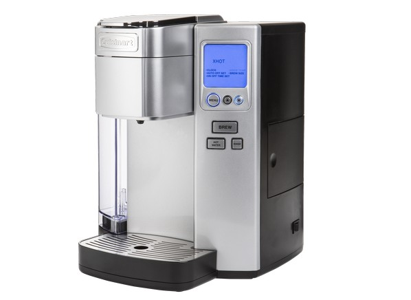 Consumer Reports Cuisinart Premium Single Serve Brewer Ss 10