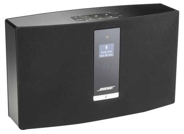 bose soundtouch 20 series iii wifi wireless speaker consumer reports. Black Bedroom Furniture Sets. Home Design Ideas