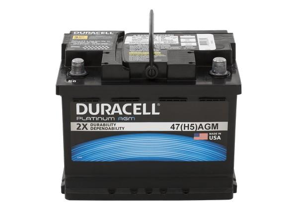 duracell platinum agm 47 h5 car battery consumer reports. Black Bedroom Furniture Sets. Home Design Ideas