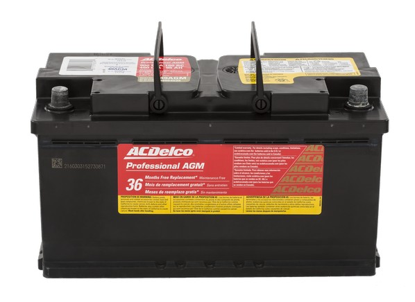 Acdelco  Agm Car Battery