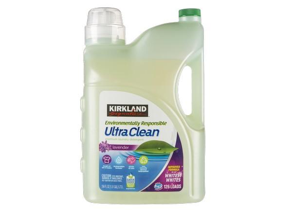 Kirkland Signature Costco Ultraclean Laundry Detergent