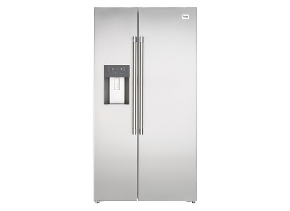 Beko BFSB3622SS Refrigerator