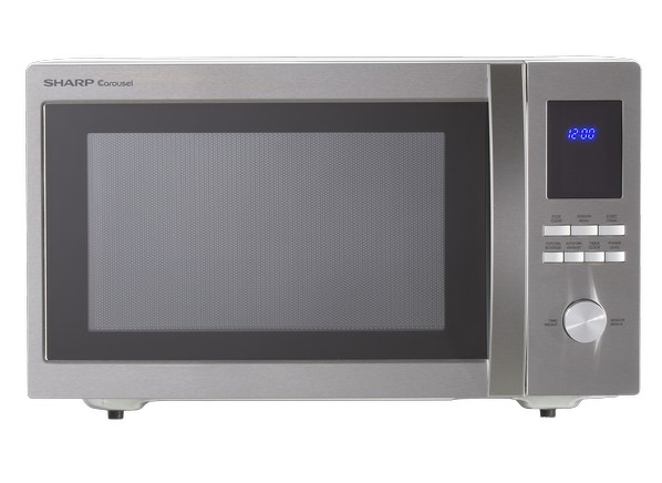 Sharp Smc1655bs Microwave Oven