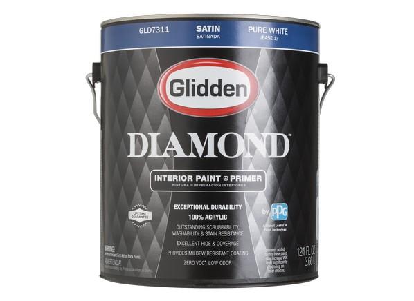 Reviews Of Glidden Interior Paints