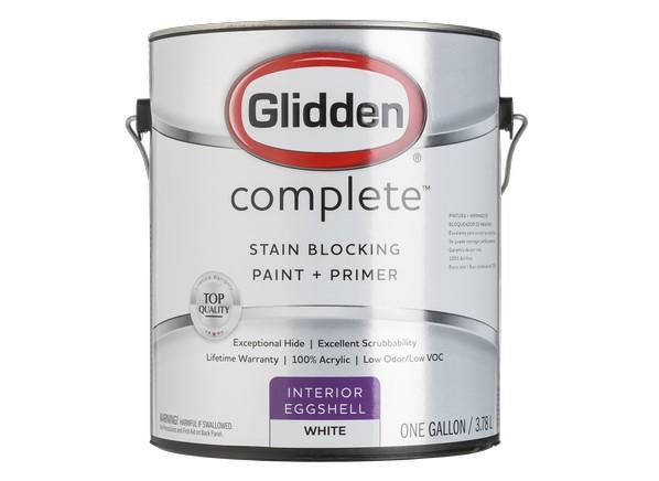 glidden complete walmart paint consumer reports. Black Bedroom Furniture Sets. Home Design Ideas