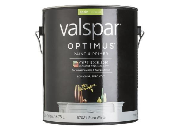 Valspar Optimus Ace Paint Reviews Consumer Reports