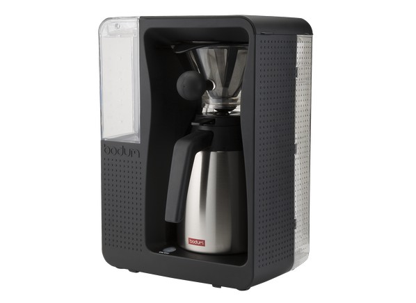 Pour Over Coffee Maker Recommendations : Consumer Reports - Bodum Bistro Automatic Pour Over 11001-01TG