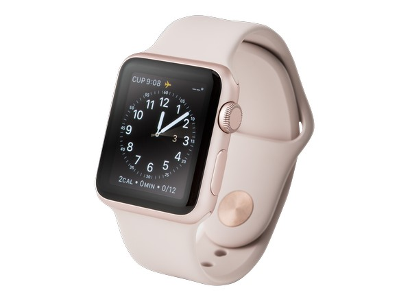 apple watch series 1 38mm smartwatch consumer reports. Black Bedroom Furniture Sets. Home Design Ideas