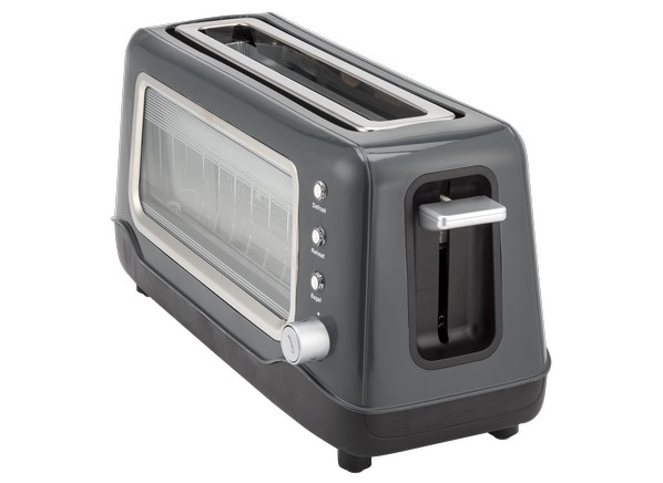 Dash Clear View Dvts501gy Toaster