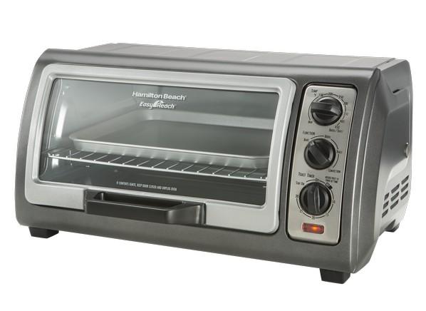 Hamilton Beach Easy Reach 6 Slice Toaster