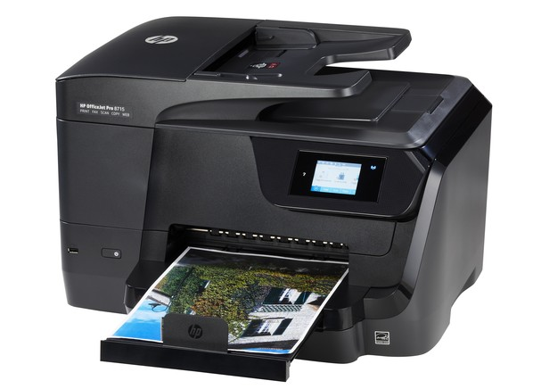 HP Officejet Pro 8715 Printer - Consumer Reports