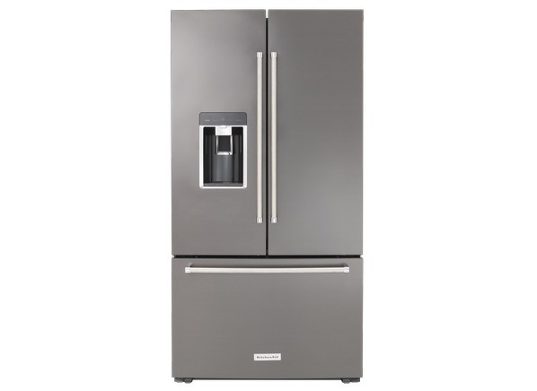 Kitchenaid Krfc704fbs Refrigerator Reviews Consumer Reports