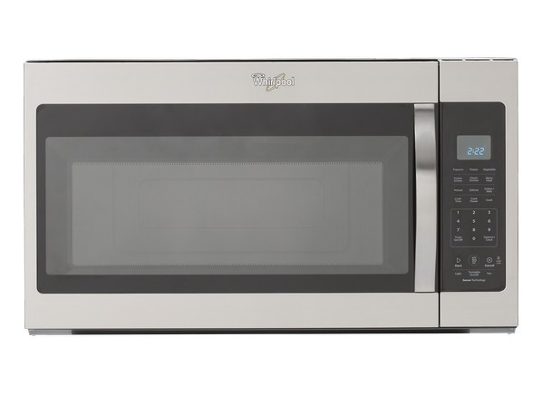 Best Over The Range Microwave Consumer Reports >> Whirlpool WMH32519F Microwave Oven - Consumer Reports