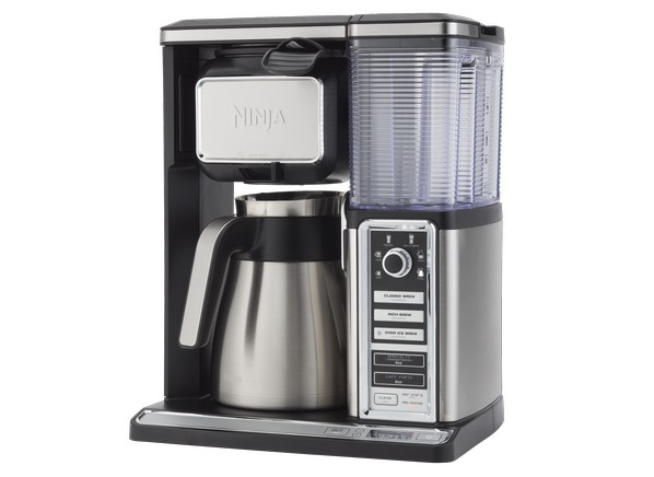 Consumer Reports - Ninja Coffee Bar System CF097 Shopping