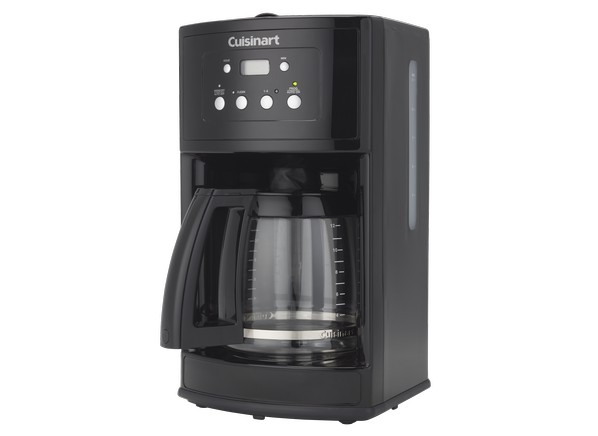Single Cup Coffee Maker Reviews Consumer Reports : Consumer Reports - Cuisinart 12-Cup Programmable DCC-500 Specs